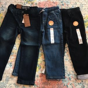 Lot of 3T pants & jeans